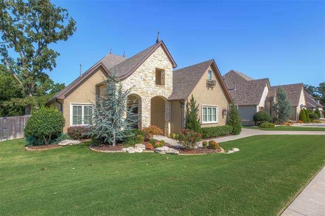 621 W 80th Street, Tulsa, OK 74132 (MLS #2030814) :: Hopper Group at RE/MAX Results