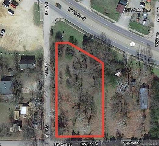 105 SW I Street, Antlers, OK 74523 (MLS #2030822) :: 918HomeTeam - KW Realty Preferred
