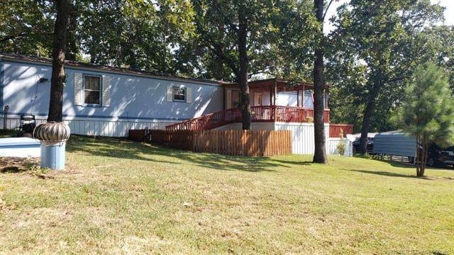 69987 S 344 Court, Wagoner, OK 74467 (MLS #2030835) :: Hopper Group at RE/MAX Results