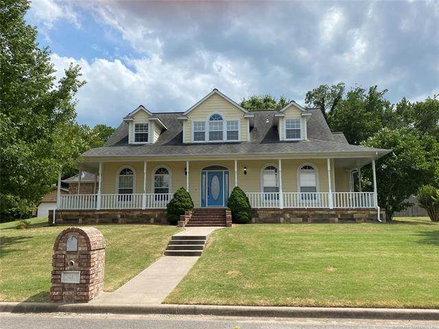 507 Pecan Ridge Road, Fort Gibson, OK 74434 (MLS #2030841) :: Hopper Group at RE/MAX Results