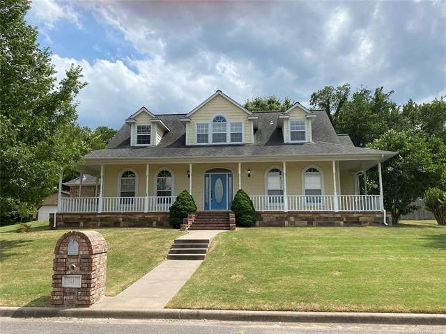 507 Pecan Ridge Road, Fort Gibson, OK 74434 (MLS #2030841) :: Active Real Estate