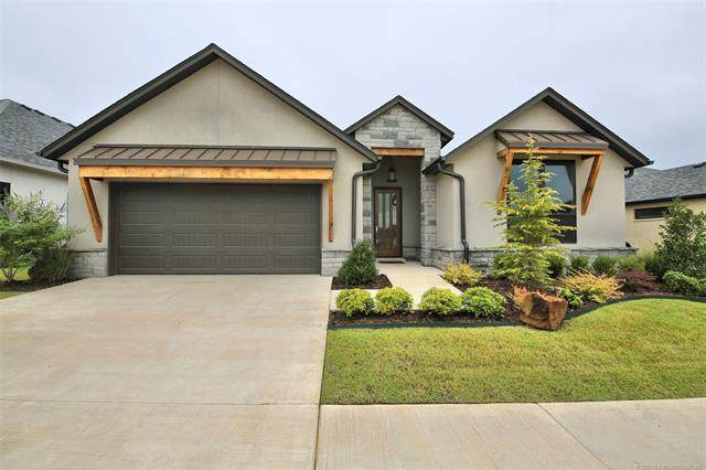 915 W 85th Street S, Tulsa, OK 74132 (MLS #2030885) :: Hopper Group at RE/MAX Results
