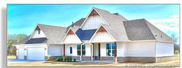 7020 E 138th Street North, Collinsville, OK 74021 (MLS #2031026) :: Active Real Estate