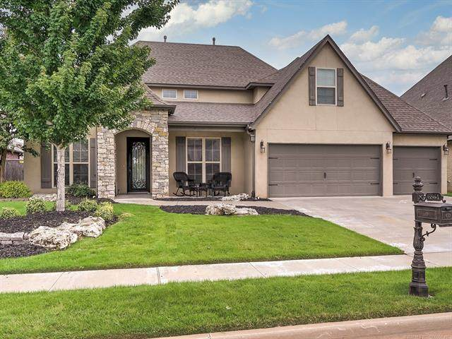 6861 E 125th Place S, Bixby, OK 74008 (MLS #2031067) :: Hopper Group at RE/MAX Results