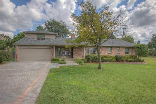2669 E 33rd Place, Tulsa, OK 74105 (MLS #2031090) :: 918HomeTeam - KW Realty Preferred