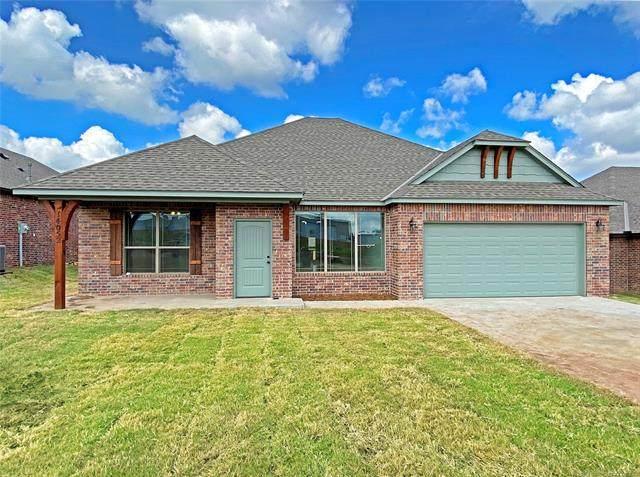 14052 S Madison Avenue, Glenpool, OK 74033 (MLS #2031098) :: Active Real Estate