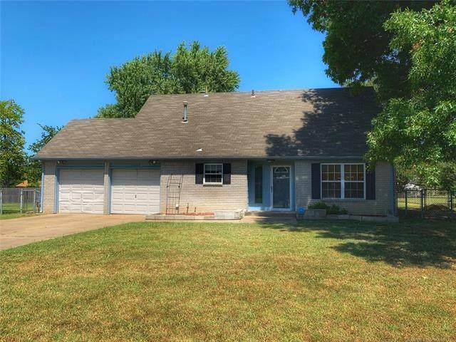 11003 E 112th Street, Owasso, OK 74055 (MLS #2031120) :: Active Real Estate