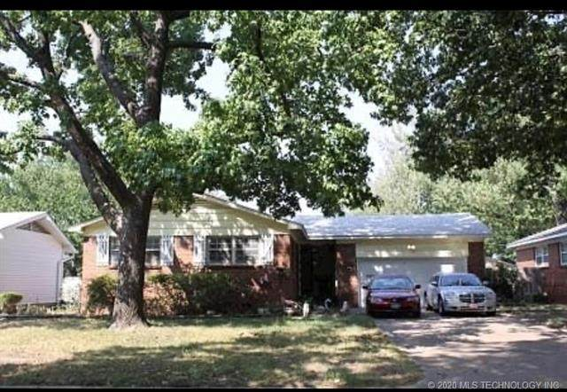 5142 S Madison Avenue, Tulsa, OK 74105 (MLS #2031159) :: Hopper Group at RE/MAX Results