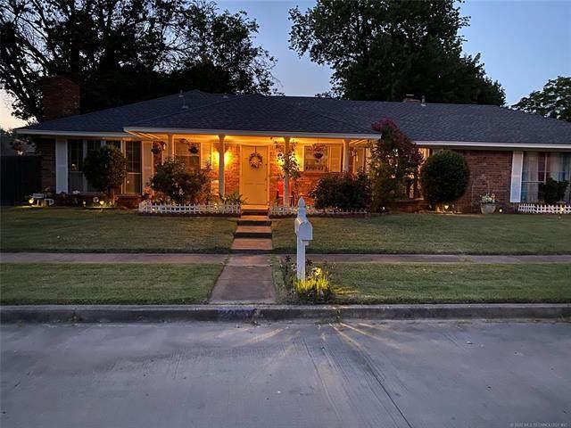 11639 E 24th Street, Tulsa, OK 74129 (MLS #2031219) :: Active Real Estate
