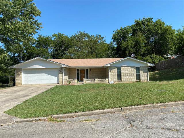 2014 E Foster, Ada, OK 74820 (MLS #2031224) :: Active Real Estate