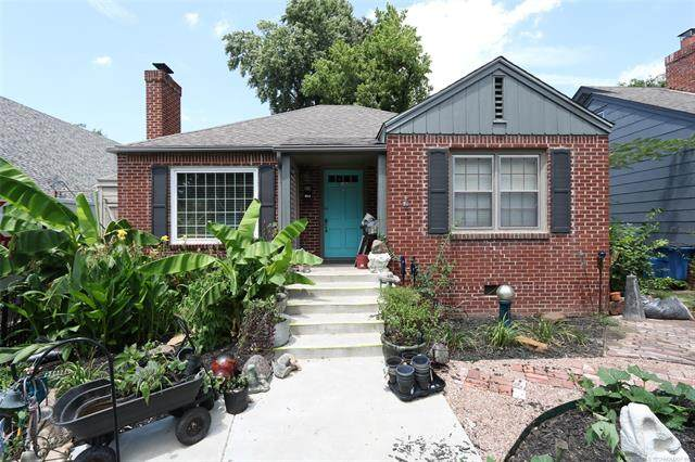 1519 E 36th Street, Tulsa, OK 74105 (MLS #2031253) :: Hopper Group at RE/MAX Results
