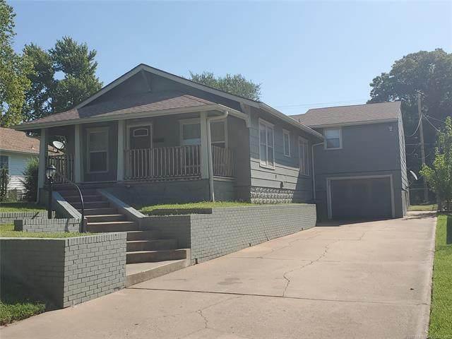 1219 N Garfield Avenue, Sand Springs, OK 74063 (MLS #2031257) :: Active Real Estate