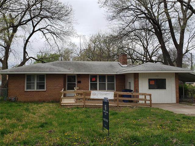 236 S Sycamore Street, Nowata, OK 74048 (MLS #2031259) :: Hometown Home & Ranch