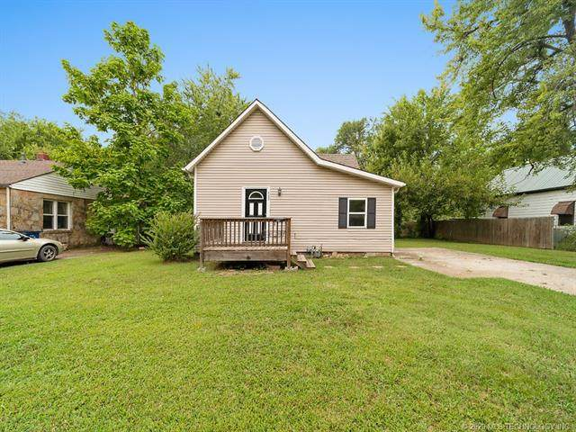 429 S Smith, Vinita, OK 74301 (MLS #2031294) :: Hopper Group at RE/MAX Results