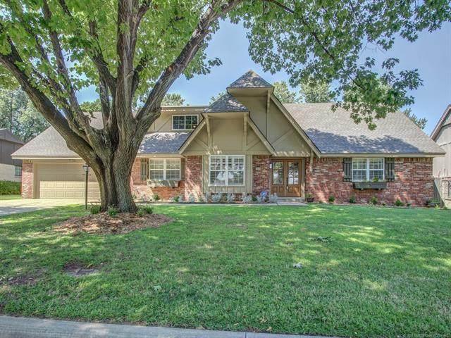 7429 E 69th Street, Tulsa, OK 74113 (MLS #2031302) :: Active Real Estate