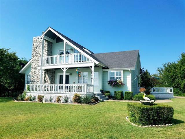 6909 River Oak Drive, Kingston, OK 73439 (MLS #2031353) :: 918HomeTeam - KW Realty Preferred