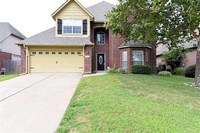 7714 S 92nd East Place, Tulsa, OK 74133 (MLS #2031363) :: Hopper Group at RE/MAX Results