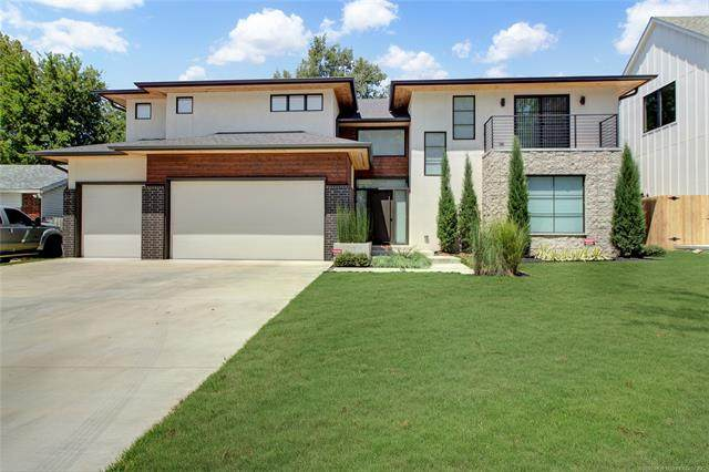 2646 S Florence Drive, Tulsa, OK 74114 (MLS #2031405) :: RE/MAX T-town