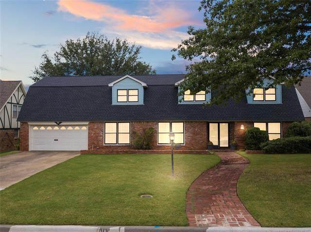 3755 E 48th Street, Tulsa, OK 74135 (MLS #2031447) :: Active Real Estate