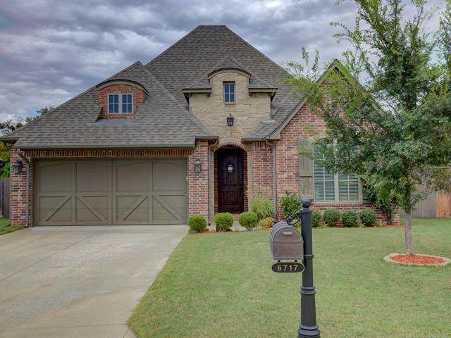 6717 E 131st Place S, Bixby, OK 74008 (MLS #2031454) :: Active Real Estate