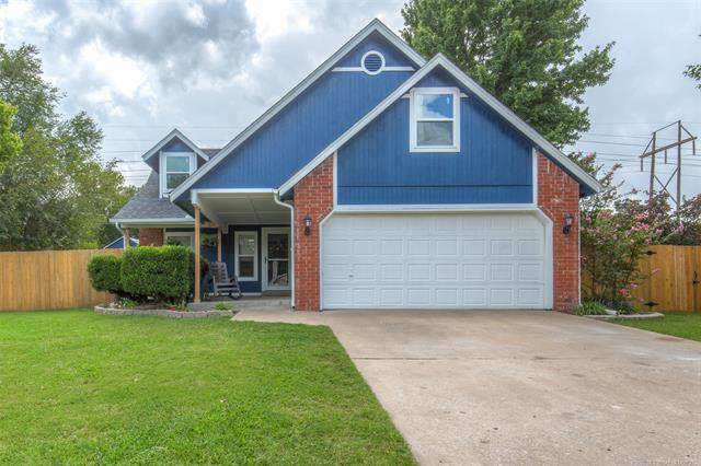 2813 E Reno Street, Broken Arrow, OK 74014 (MLS #2031510) :: Active Real Estate