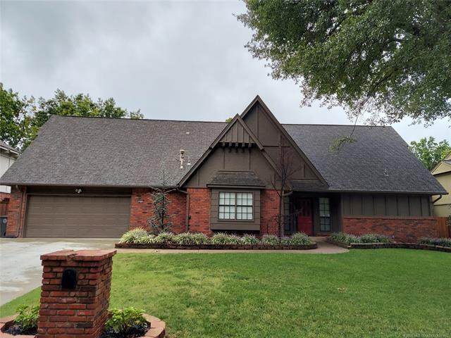8905 S 69th East Avenue, Tulsa, OK 74133 (MLS #2031530) :: Hopper Group at RE/MAX Results
