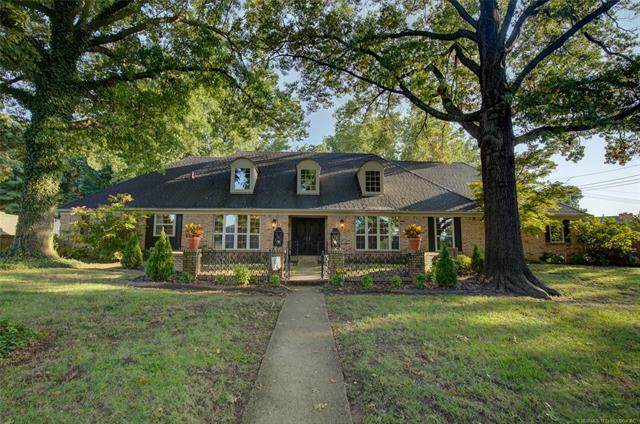 2630 E 65th Place, Tulsa, OK 74136 (MLS #2031535) :: Hopper Group at RE/MAX Results