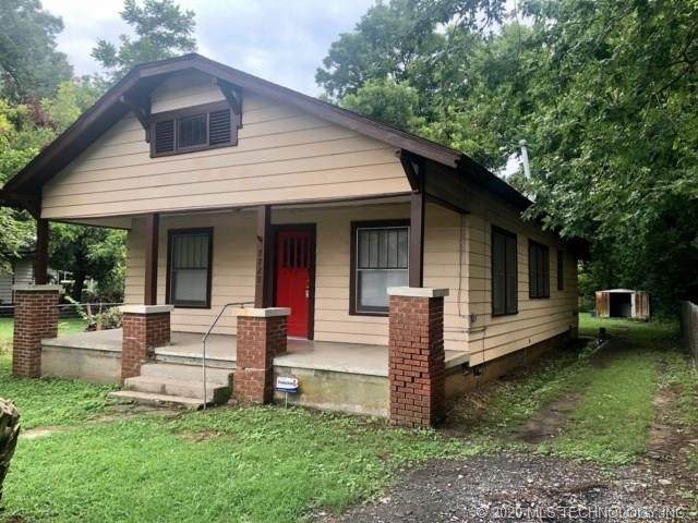 7728 W 14th Street, Tulsa, OK 74127 (MLS #2031542) :: RE/MAX T-town