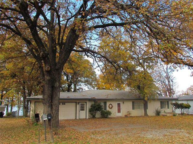 117524 S 4203 Road, Eufaula, OK 74432 (MLS #2031597) :: Hopper Group at RE/MAX Results