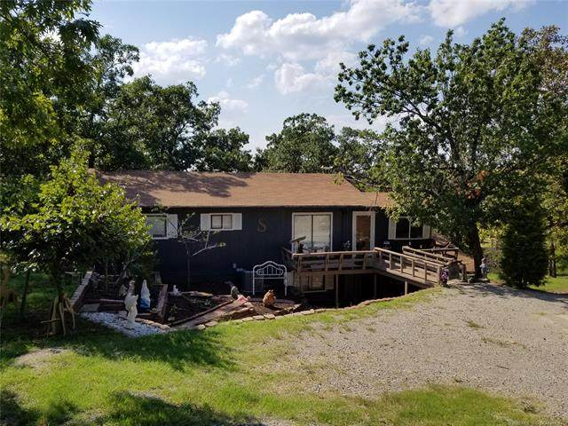 118192 S 4214 Road, Eufaula, OK 74432 (MLS #2031643) :: Hopper Group at RE/MAX Results
