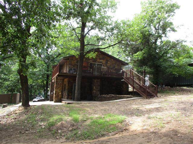 118445 S 4258 Road, Checotah, OK 74426 (MLS #2031662) :: 580 Realty