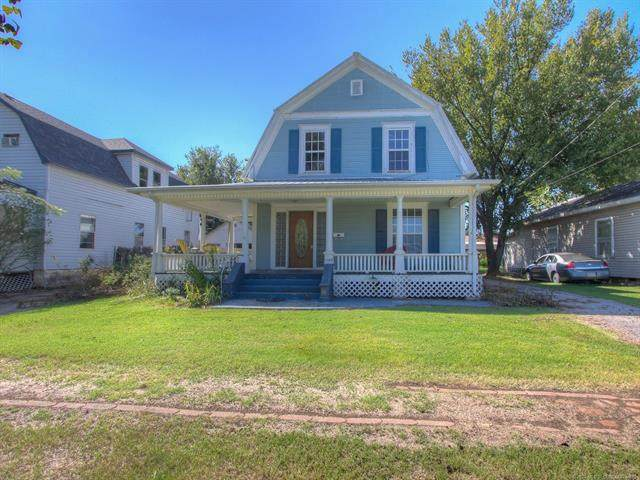 1140 E Hobson Avenue, Sapulpa, OK 74066 (MLS #2031680) :: 918HomeTeam - KW Realty Preferred