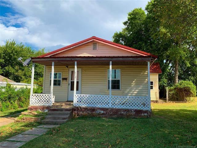 612 W College Avenue, Seminole, OK 74868 (MLS #2031684) :: Hometown Home & Ranch