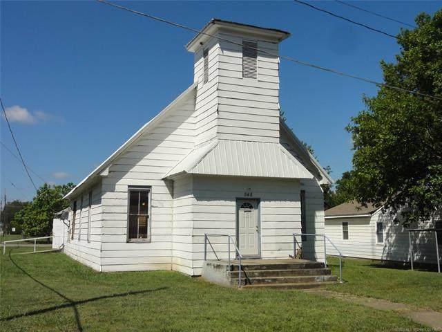 5480 S Hickory Street, Nowata, OK 74048 (MLS #2032900) :: Hometown Home & Ranch