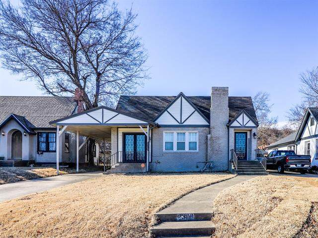 2308 N Boston Place, Tulsa, OK 74106 (MLS #2032931) :: Active Real Estate