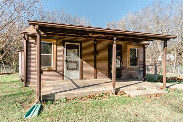 902 N Industrial Avenue, Sand Springs, OK 74063 (MLS #2032933) :: 918HomeTeam - KW Realty Preferred