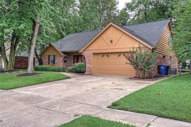 5520 S 78th East Avenue, Tulsa, OK 74145 (MLS #2032946) :: Hometown Home & Ranch