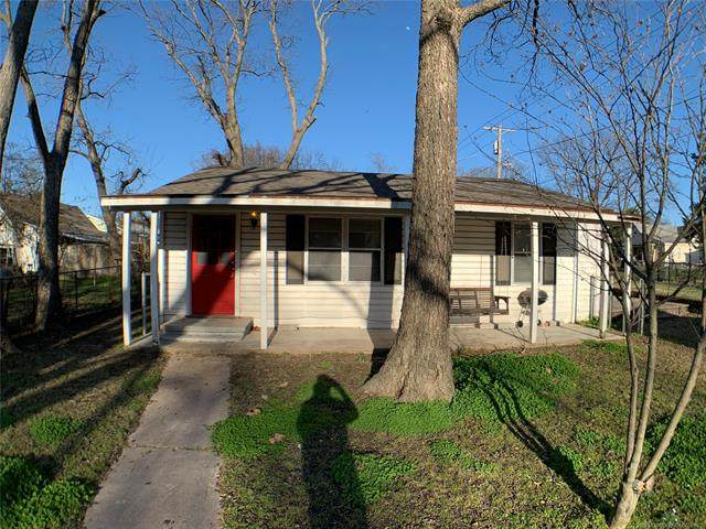 408 N 3rd Street, Madill, OK 73446 (MLS #2032984) :: Active Real Estate
