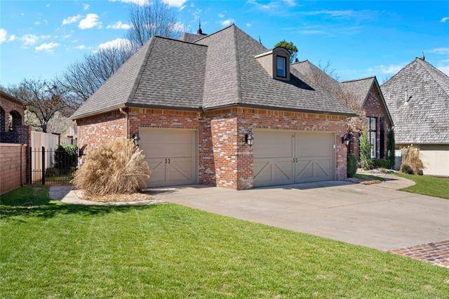 9622 S Winston Avenue, Tulsa, OK 74137 (MLS #2032996) :: Hopper Group at RE/MAX Results