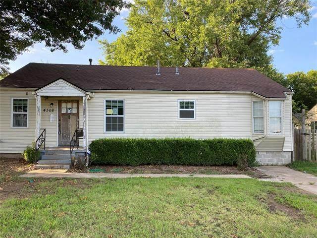 4308 E 4TH PL Place, Tulsa, OK 74105 (MLS #2032999) :: Active Real Estate