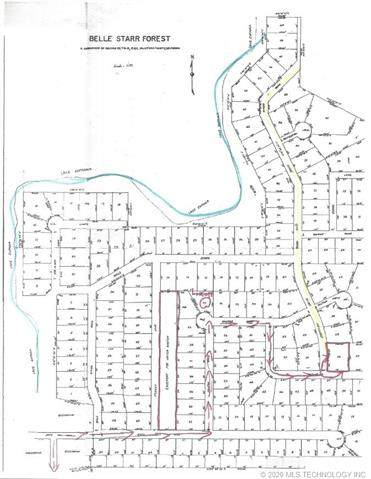 Valley Drive, Eufaula, OK 74432 (MLS #2033002) :: Active Real Estate