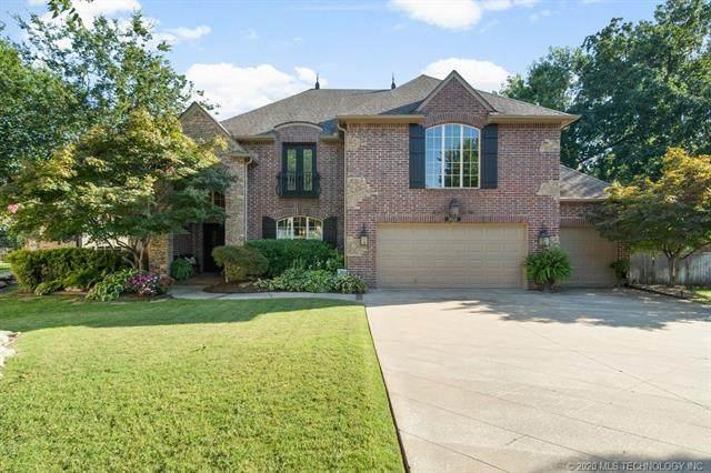 10616 S 90th East Court, Tulsa, OK 74133 (MLS #2033023) :: 918HomeTeam - KW Realty Preferred