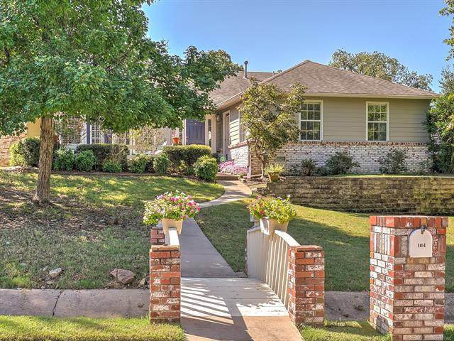 1114 E Courtney Circle, Sapulpa, OK 74066 (MLS #2033027) :: Hopper Group at RE/MAX Results