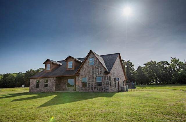 1751 S Ranchette Road, Mead, OK 73449 (MLS #2033034) :: 580 Realty