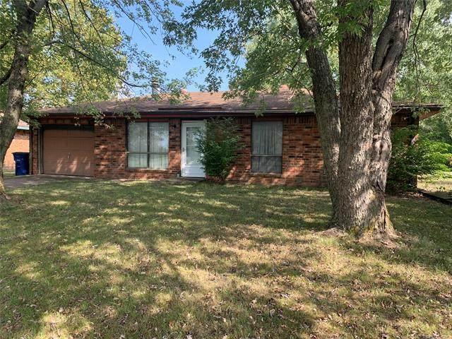 1216 W Sequoyah Avenue, Nowata, OK 74048 (MLS #2033038) :: Active Real Estate