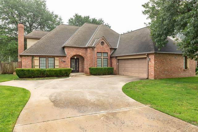 10207 S Granite Avenue, Tulsa, OK 74137 (MLS #2033050) :: Hopper Group at RE/MAX Results