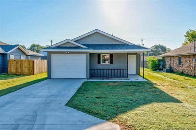 112 S Shawnee Avenue, Dewey, OK 74029 (MLS #2033051) :: Hometown Home & Ranch