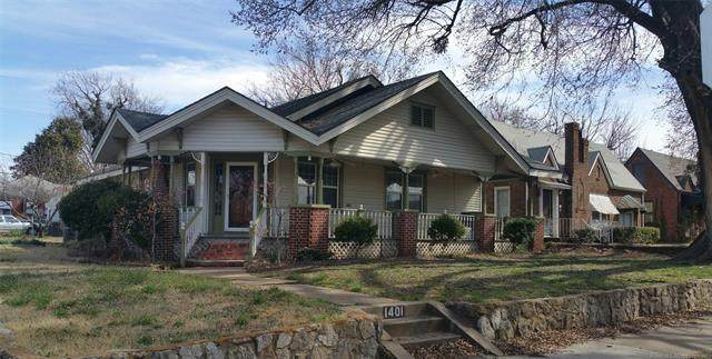 1401 S Indianapolis Avenue, Tulsa, OK 74112 (MLS #2033077) :: Hopper Group at RE/MAX Results