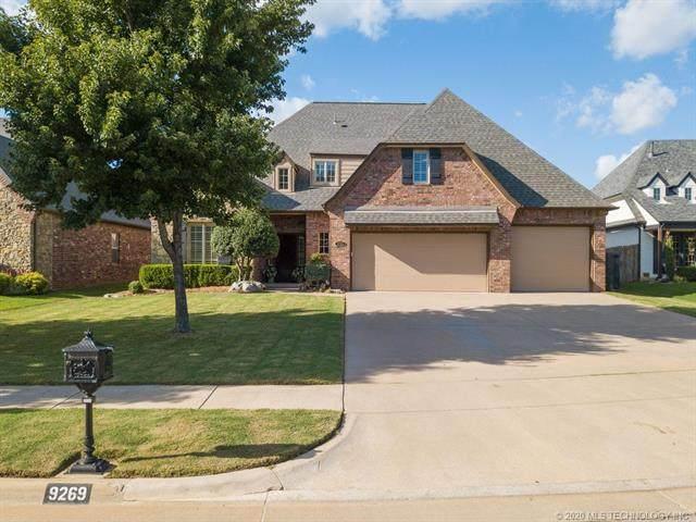 9269 E 119th Street S, Bixby, OK 74008 (MLS #2033090) :: Active Real Estate