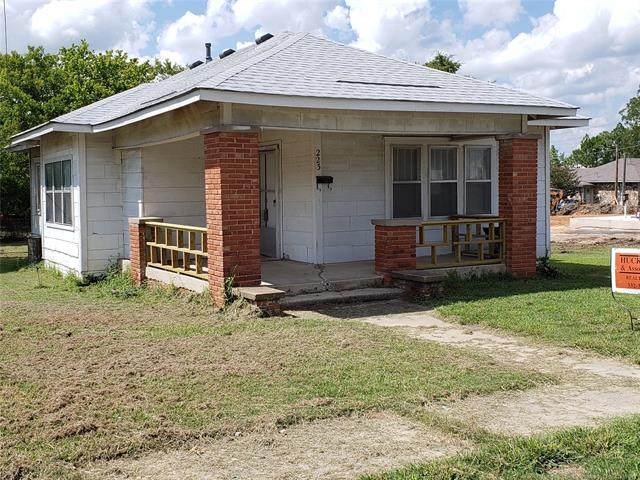 223 S Hope, Ada, OK 74820 (MLS #2033120) :: RE/MAX T-town
